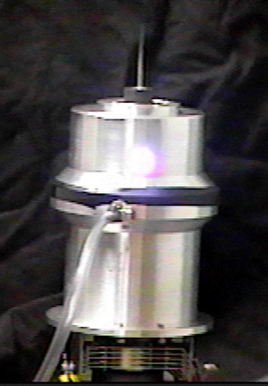Microwave Thruster